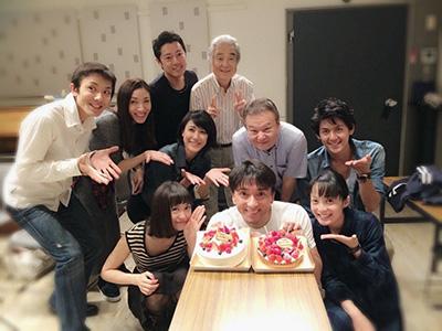 岡さん、誕生日おめでとう!