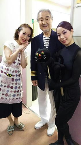 『ズボン船長』大千秋楽