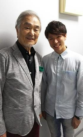 Space Drama『ウレシパモシリ』初日 笹岡征矢さんと