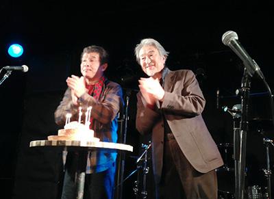 『ザ・デイサービス・ショウ』奄美大島での前夜祭