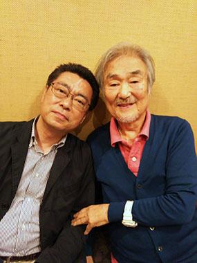 劇団時代からの友人 高橋辰也さん