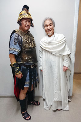 長谷川大祐さん