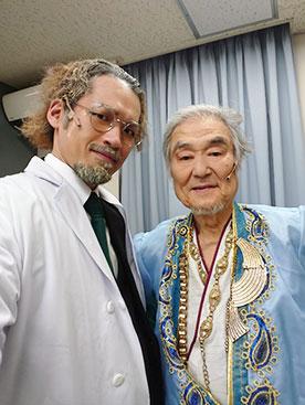 お世話になっている奈良坂潤紀さんと